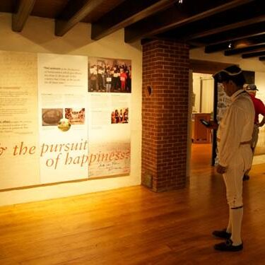 Carriage House Exhibition